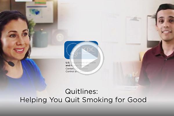 Quit Line Video